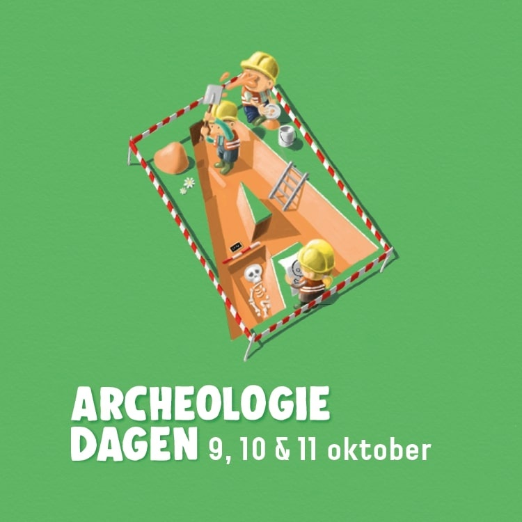 Archeologiedagen 9-10-11 oktober 2020