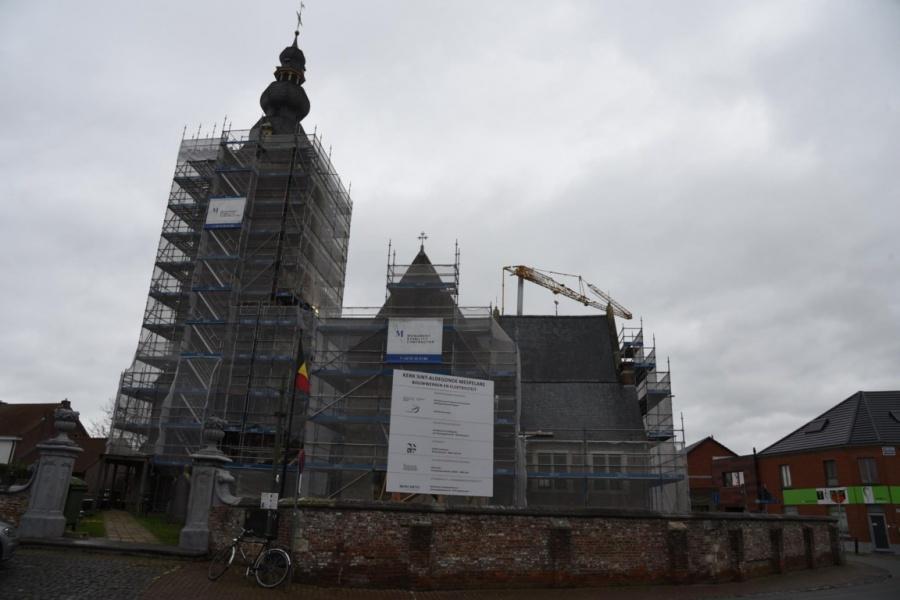Dankzij monumentenwachters heeft een van best bewaarde middeleeuwse kerken nog toekomst