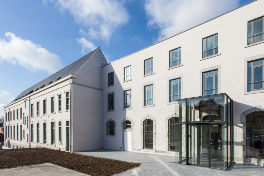 Integrale koopt het onroerend goed Couvent de la Chartreuse in Luik