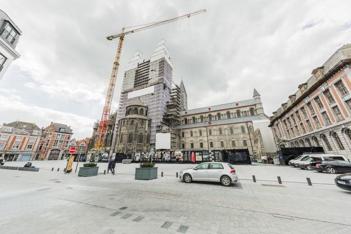 Laccord-cadre pour la Cathedrale de Tournai approuve par le Conseil provincial