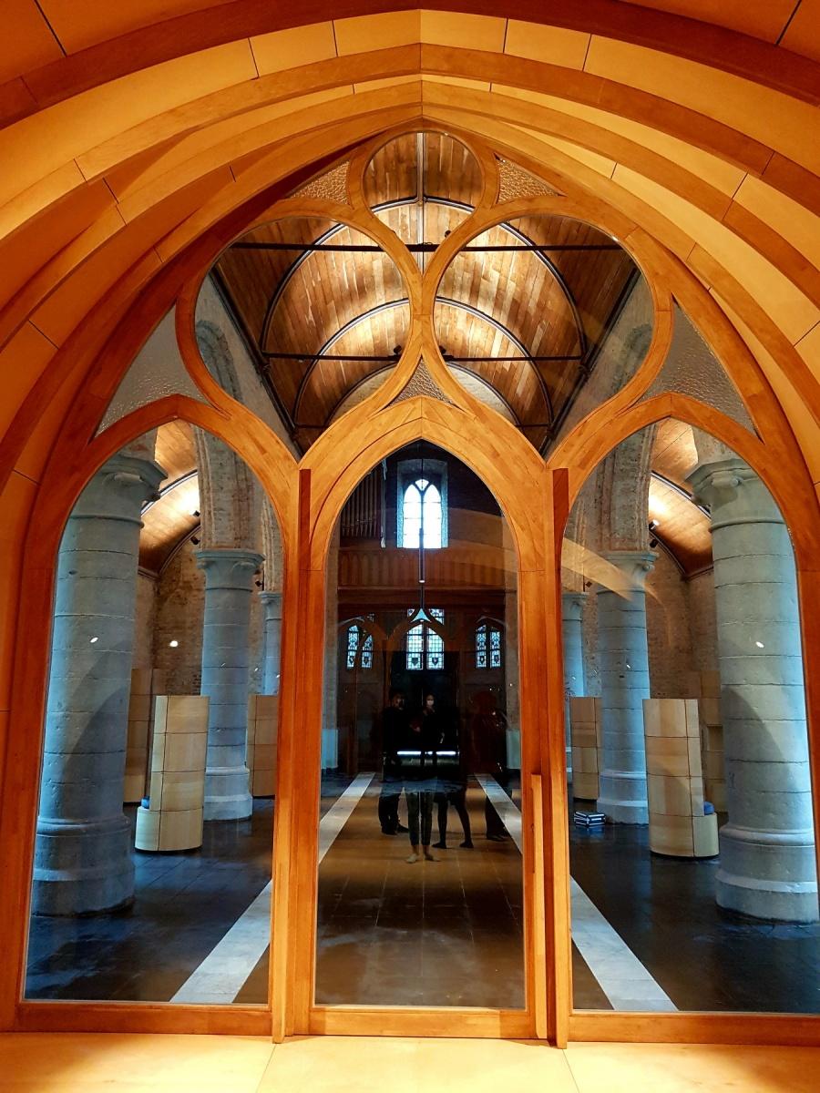 Lampernisse krijgt eerste Vlaamse urnenkerk