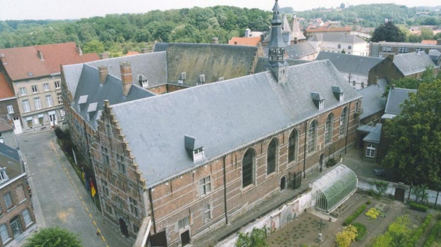 Lhopital Notre-Dame a la Rose de Lessines bientot reconnu par lUNESCO