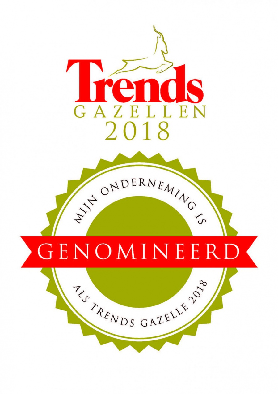 Monument Stability Contractor genomineerd voor Trends Gazelle 2018