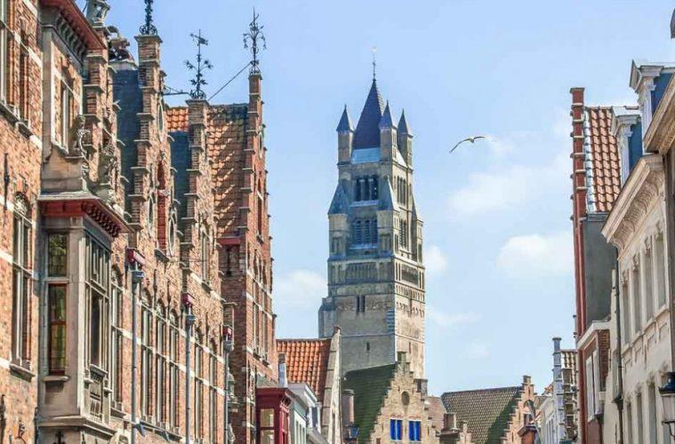 Renovatie Brugse Sint-Salvatorskerk bewijst West-Vlaamse knowhow