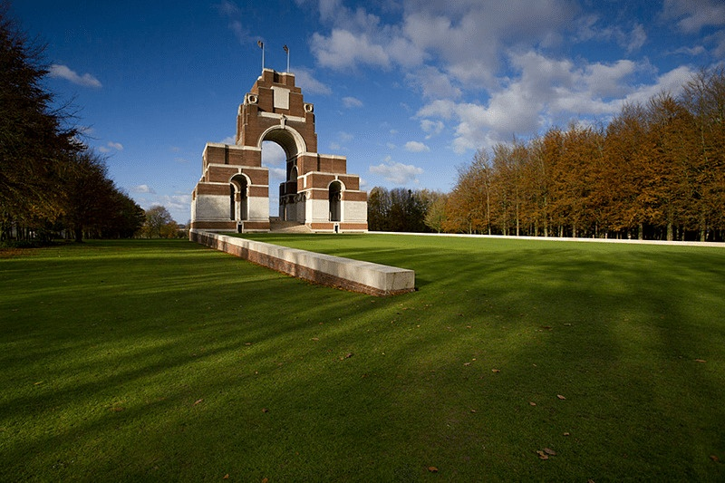 Press Release Thiepval Memorial of the Missing of the Somme Fr