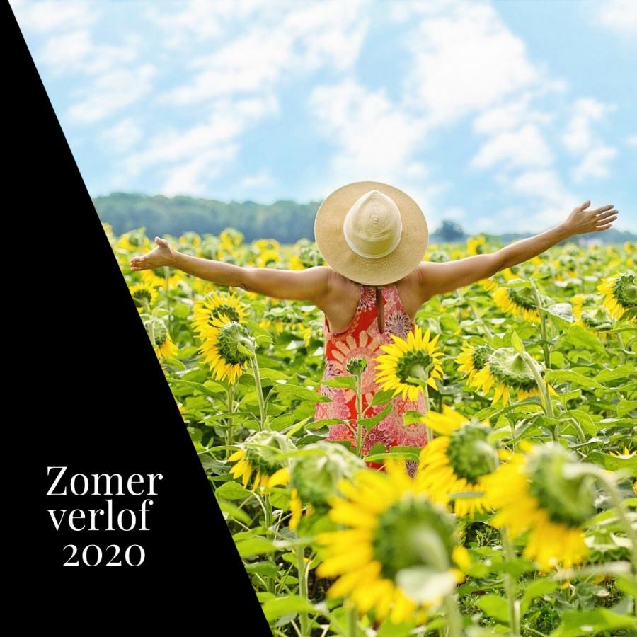Zomerverlof 2020